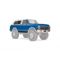 Traxxas karosérie Chevrolet Blazer 1972 modrá