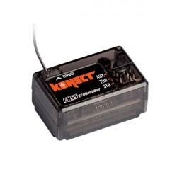 2.4 GHz přijímač pro KT2S vysílač