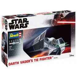 Revell SW Darth Vader's TIE Fighter (1:57) (sada)