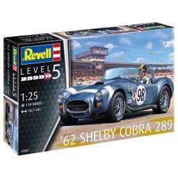 Revell Shelby Cobra 289 1962 (1:25)