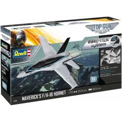 Revell EasyClick Maverick's F/A-18 Hornet Top Gun (1:72)...