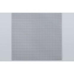 Killerbody nerezová mřížka čtverec 100x100mm