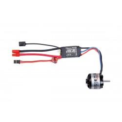 Combo set HPD 3515-1100 11.1V + 35Amp BEC regulátor