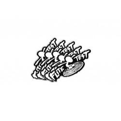 Nálepky Flite Test Gremlin Logo, 5 ks.
