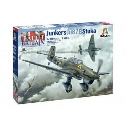 Italeri Junkers Ju-87B Stuka - bitva o Británii 80....