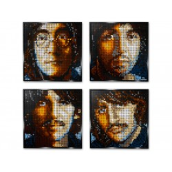 LEGO Art 2020 - The Beatles