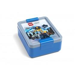LEGO box na svačinu 170x135x69mm - City