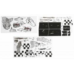 Nálepky IRON - HoTTrigger 1400S