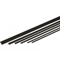 Uhlíková pásnice 0.6x3.0mm (1m)