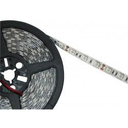 LED páska 14,4 W/m 5m 60 LEDs/m 12 VDC, modrá