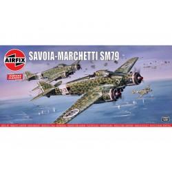 Airfix Savoia-Marchetti SM79 (1:72) (Vintage)