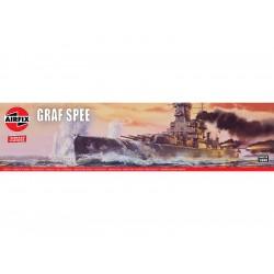 Airfix Admiral Graf Spee (1:600) (Vintage)