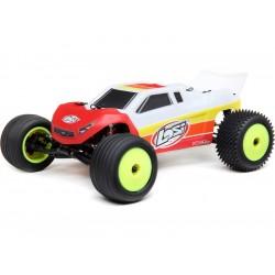 Losi Mini-T 2.0 Brushless 1:18 RTR červená