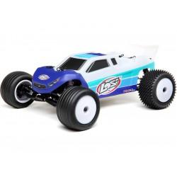 Losi Mini-T 2.0 Brushless 1:18 RTR modrá