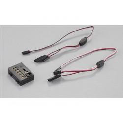Killerbody řídicí jednotka LED osvětlení s kabely