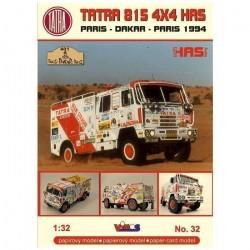 Tatra 815 4x4 HAS