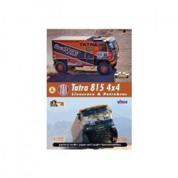 Tatra 815 4x4 Livescore & Petrobras