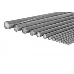 Ocelový drát 0.5mm, 1000mm