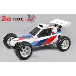 FG MARDER 2WD, RTR s ZENOAH motorem