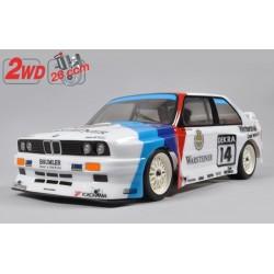 FG Challange podvozek, 2WD, lakovaná karoserie BMW M3 E30