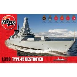 Airfix Type 45 Destroyer (1:350)