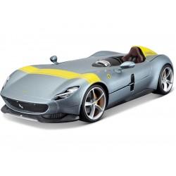 Bburago Ferrari Monza SP1 1:18 modrá