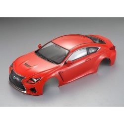 Killerbody karosérie 1:10 Lexus RC F oranžová