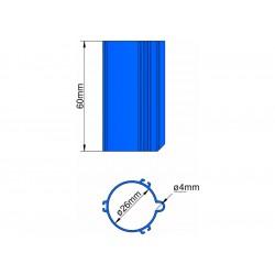 Klima Základna 26mm 3-stabilizátory modrá