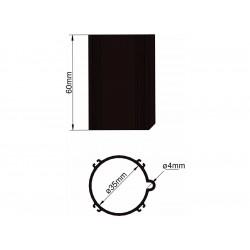 Klima Základna 35mm 4-stabilizátory černá