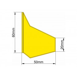 Klima Stabilizátor typ 4 žlutý