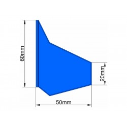 Klima Stabilizátor typ 4 modrý