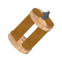 Klima Držák motoru 50mm / 2x 18mm