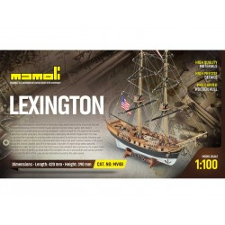 MAMOLI Lexington 1775 1:100 kit