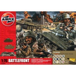 Airfix D-Day Battlefront (1:76) (Giftset)