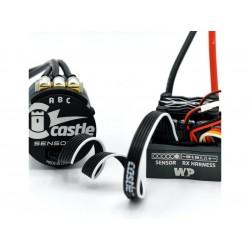 Castle senzorový kabel plochý 250mm
