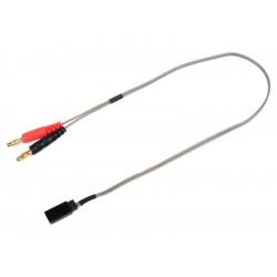 Nabíjecí kabel Pro - Futaba 22AWG 40cm