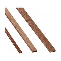 Krick Lišta mahagon 1x7mm 1m (10)