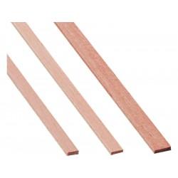 Krick Lišta hruška 2x7mm 1m (10)