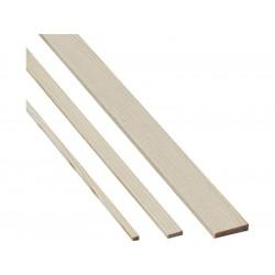Krick Lišta borovice 3x3mm 1m (10)