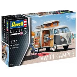 Revell Volkswagen T1 Camper (1:24)