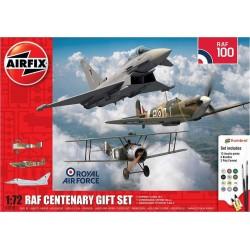 Airfix Giftset 100. výročí RAF (1:72)