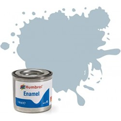 Humbrol barva email AC5025 - No 27003 Polished Steel -...