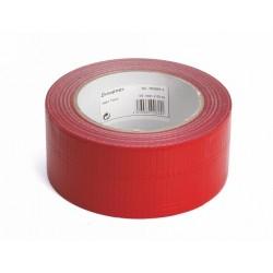 Opravná textilní páska 50mm x 25 m (červená)