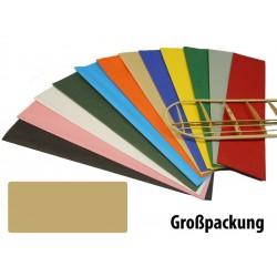 Krick potahový papír světle hnědý 18g/m2 51x76cm (50)