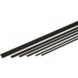 Uhlíková pásnice 0.6x5.0mm (1m)