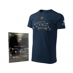 Antonio pánské tričko Circuit XXL