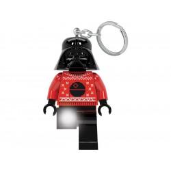 LEGO svítící klíčenka - Star Wars Darth Vader ve svetru