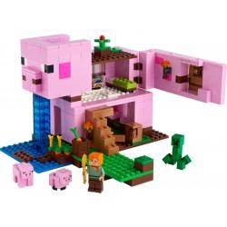 LEGO Minecraft - Prasečí dům