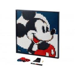 LEGO ART - Disneys Mickey Mouse