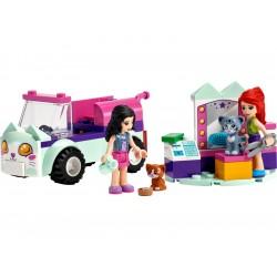 LEGO Friends - Pojízdné kočičí kadeřnictví